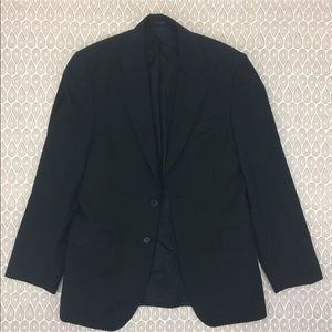 Express Design Studio Mens Suit Jacket SZ 38S P150